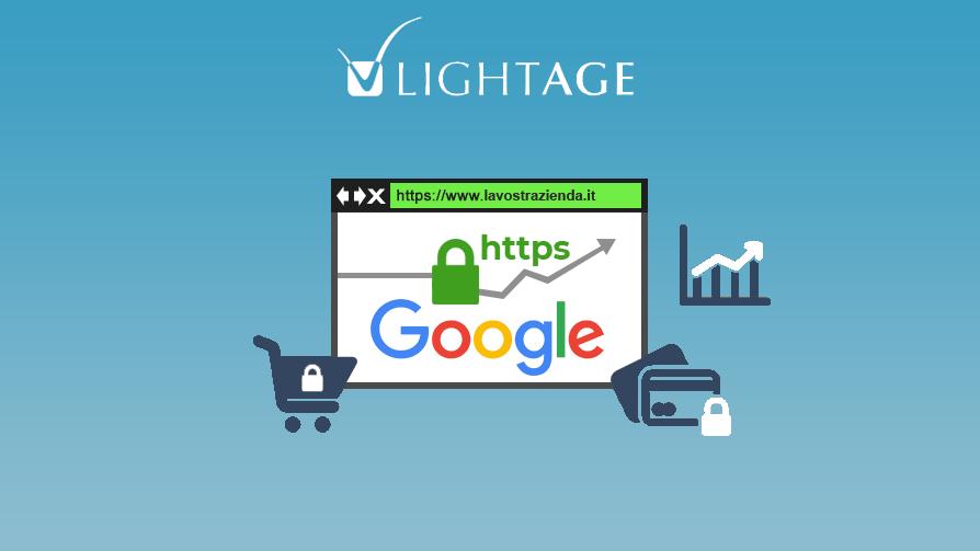 Google penalizza i siti web che non utilizzano HTTPS