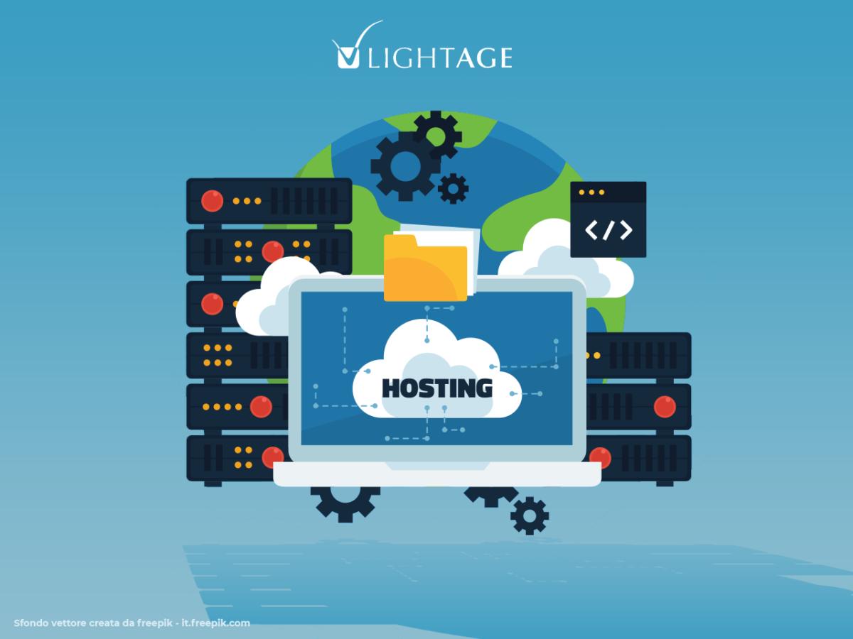 hosting illimitato e hosting professionale